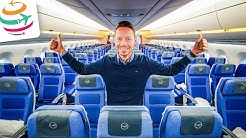 Lufthansa A350-900 Erstflug Sonderflug 09.02.2017 LH350 | YourTravel.TV