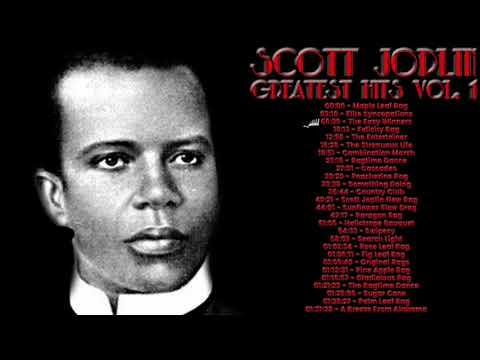 scott-joplin---greatest-hits-vol-1-(full-album---ost-tracklist-scott-joplin-movie-1977)