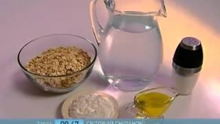 Рецепт киселя из овсянки