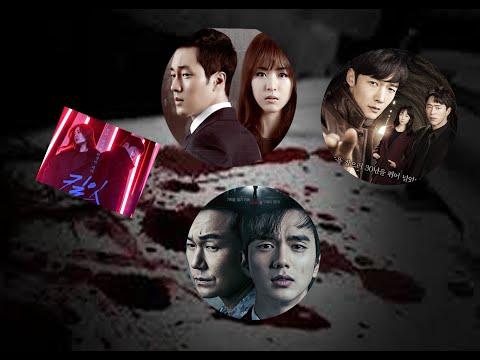 5 ซีรีย์เกาหลีแนวสืบสวน