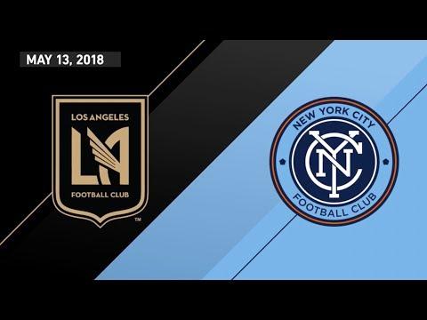 Highlights: LAFC vs. NYCFC | May 13, 2018
