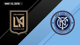 Highlights: LAFC vs. NYCFC | May 13, 2018