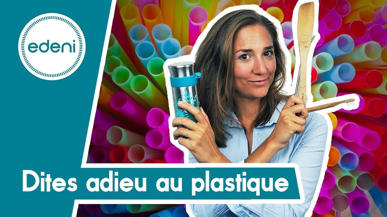 21 façons de ne plus avoir de plastique chez soi