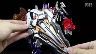 toycraft video of wei jiang ko os aoe optimus prime evasion mode