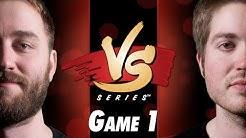 Versus Series: Game 1 - Ross Merriam (Four-Color Control) vs Michael Majors (Sultai Midrange)
