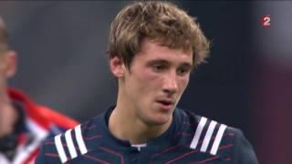 Des efforts payants pour le XV de France sur un magnifique essai !