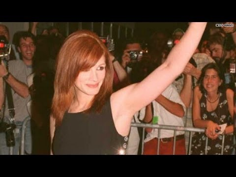 Video rewind: June 27, 1993 -- Julia Roberts weds