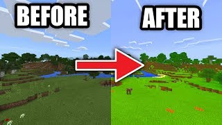 How To Make Minecraft Look BETTER