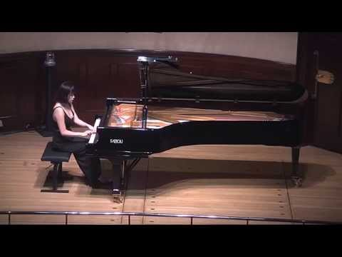 Jenna Sung plays Liszt - Hungarian Rhapsody no 10