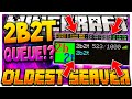 2b2t UNFAIR NEW QUEUE SYSTEM 2b2t Server 2 OLDEST SERVER IN MINECRAFT W KingPenguin