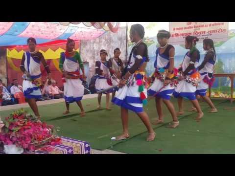 Tharu Dance Nawalparasi Prasauni - 3 Prasauni