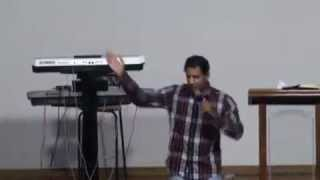 The Moving of The Holy Spirit - 28 September 2012 - Ps. Rajesh Mathew