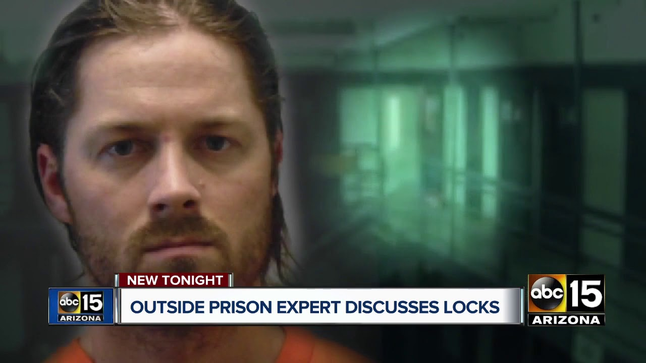Expert: 'Inmates running unit' at prison with broken door locks