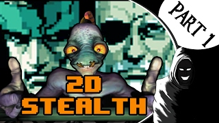2D Stealth [Part 1] | Stealth Game History