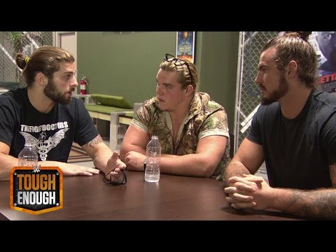 May the best man win: WWE Tough Enough, August 4, 2015