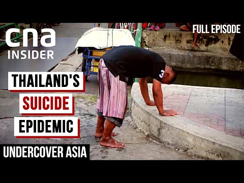 What's Behind Thailand's Alarming Suicide Rate?   Undercover Asia   Full Episode