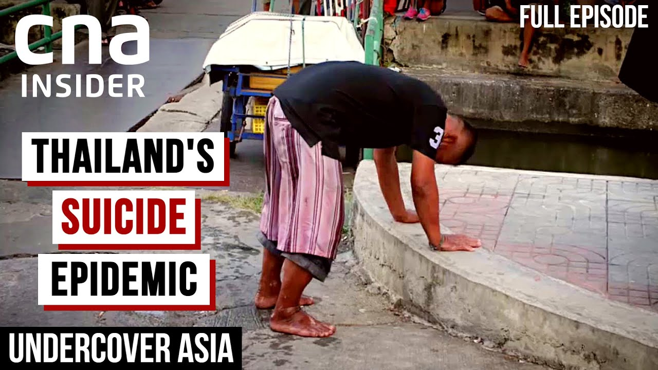 What's Behind Thailand's Alarming Suicide Rate? | Undercover Asia | Full Episode