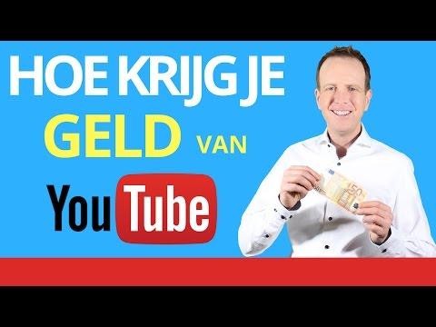 👉★Hoe krijg je geld van YouTube – Hoe krijg ik geld van YouTube – Geld verdienen met YouTube deel 4