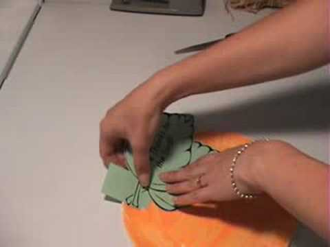 Christian Preschool Crafts: Thankful Pumpkin