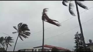 Cyclone IDAI : Dégradation des conditions météorologiques à Beira (Mozambique)