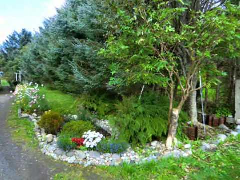 Красивые композиции сада из разных растений. Как украсить сад