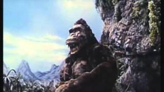King Kong Se Escapa (King Kong Escapes) (Ishiro Honda, Japon, 1967) - English Trailer