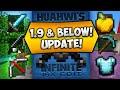 Huahwi InFinite 16x16 Texture Pack 1.9 1.8 1.7 Below Minecraft PvP UHC Resource Packs