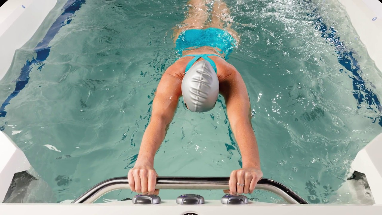 Aquatic Training Vessels™ (ATV™) 17 foot swim spas