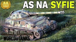 AS NA SYFIE - GSOR3301 AVR FS - World of Tanks