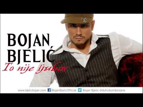 Bojan Bjelic - To nije ljubav - Pobednicka pesma - Ohrid FEST - (Audio 2005)