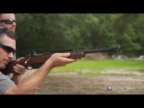 Ruger's Scout Rifle In 450 Bushmaster: Guns & Gear| S9 E10