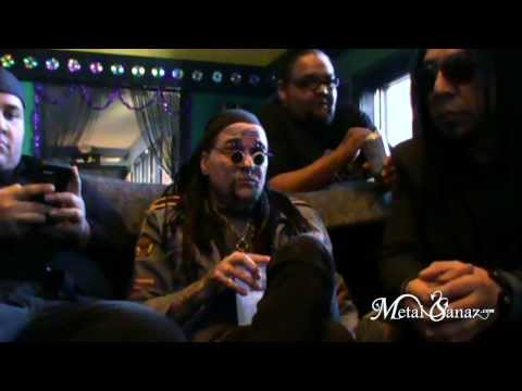 Ministry's Al Jourgensen and Sin Quirin Talk about Mike Scaccia