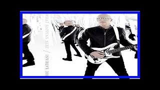 Breaking News | Joe satriani premieres new track thunder high on the mountain