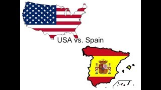 США vs ИСПАНИЯ. Жизнь и иммиграция в Испанию