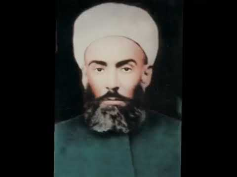 Telmaruf şeyhi Mürşidi Kiram şeyh Abdullah El Haznevi