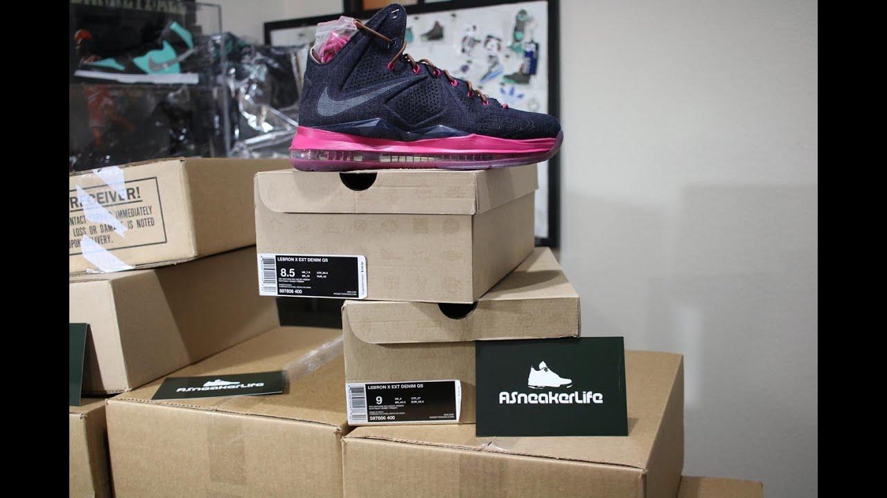 Nike LeBron 10 EXT
