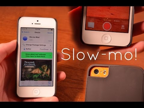 How to record Slow-Motion Video on iPhone 5, iPad Mini, and iPad Air! (iOS 7)