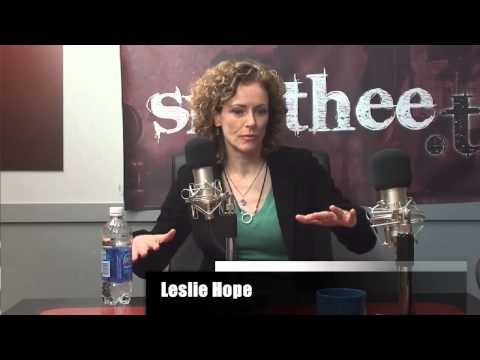 The Mind Reels Ep. 41 Leslie Hope