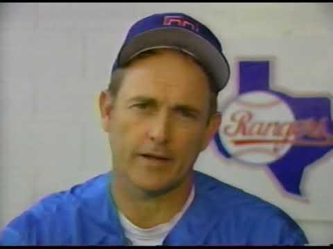 4/9/1993 - Texas Rangers vs Boston Red Sox