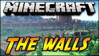 MInecraft The Walls - AMBUSHH!! - W/ TBNRFrags Vikkstar123  Noahcraftftw,