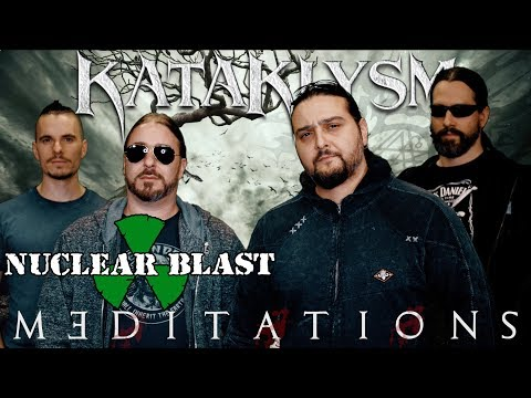 """KATAKLYSM - New Album """"Meditations"""" Out Now (OFFICIAL TRAILER)"""