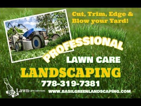 yard cutting services