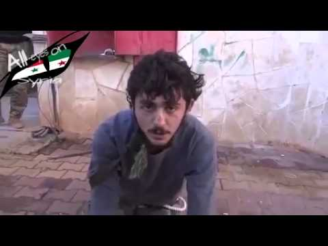 18+ Syria foreign terrorists abuse captured prisoner
