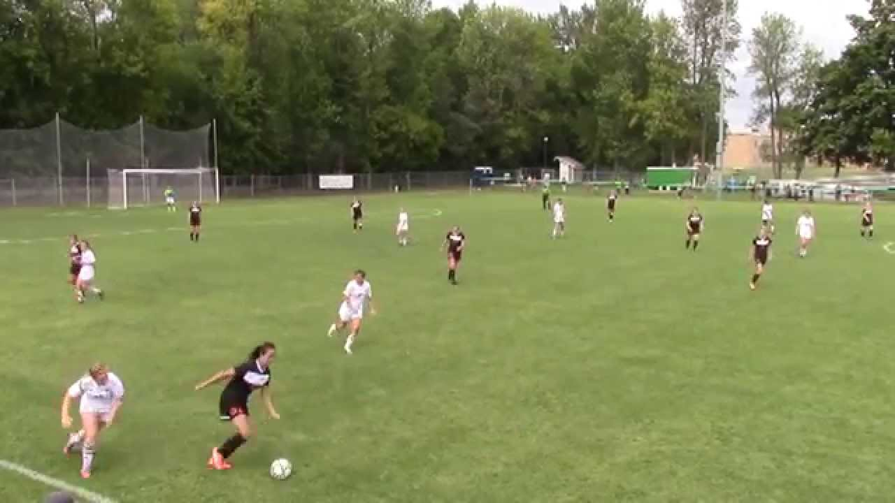 Chazy - Plattsburgh Girls  8-29-15