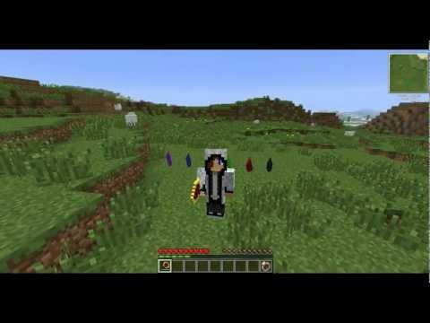Minecraft Mod Showcase: Thaumcraft - Part 1 | Vis, Taint, Aura.