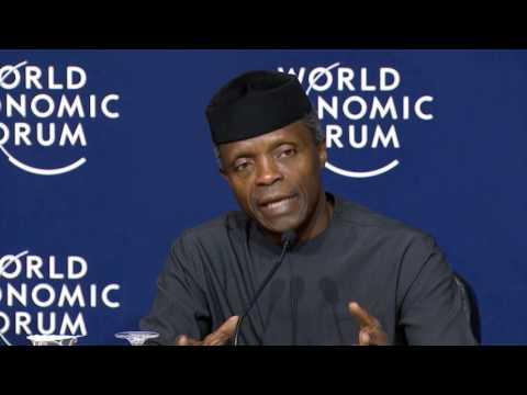 NIGERIA DIVIDED: Osinbajo Secretly Plan To Give Nnamdi Kanu Biafra, give us Oduduwa republic