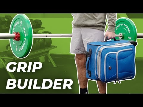 Suitcase Deadlift Guide — UNDERRATED Exercise?