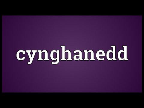 Cynghanedd Meaning