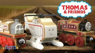 Thomas & Friends Wood Trains From Fisher-Price