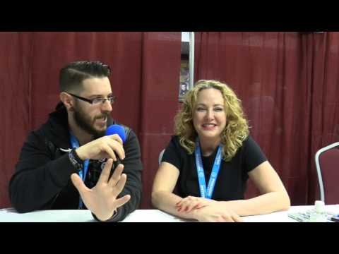 Virginia Madsen Pensacon 2017 Interview